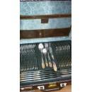 Столовые приборы в чемодане 72 предмета Gisela Zillinger